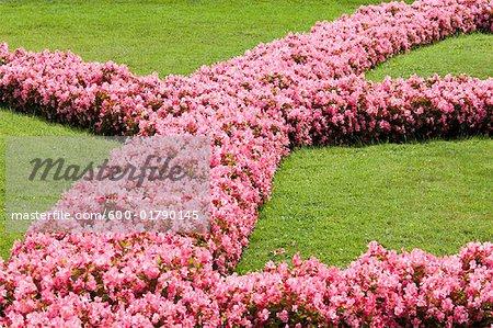 Mirabell Gardens, Salzburg, Salzburg Land, Austria