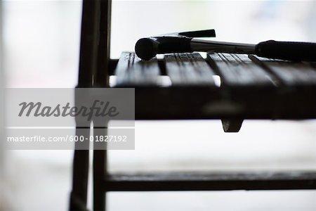 Hammer on Platform