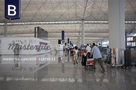 Hong Kong Airport, Hong Kong, China