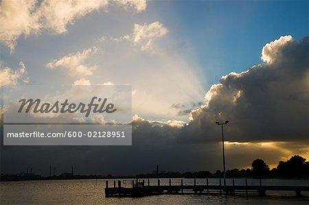 Swan River, Perth, Western Australia, Australia