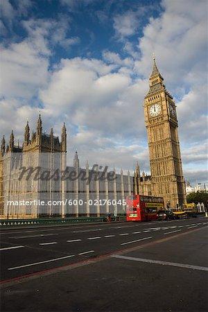 Big Ben, Westminster Palace, London, England