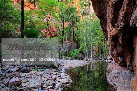 El Questro Gorge, Kimberley, Western Australia, Australia