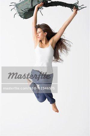 Portrait of Dancer