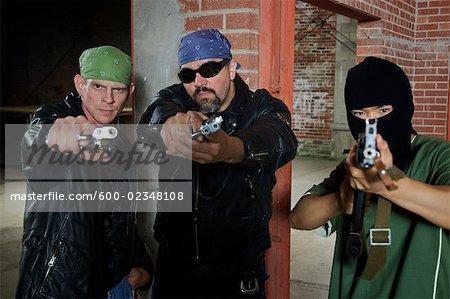 Portrait of Criminals
