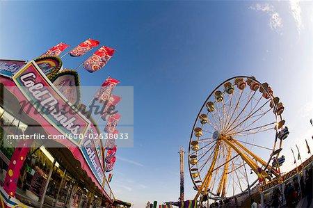 Fairground, Toronto, Ontario, Canada