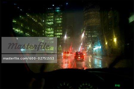 Windshield, Toronto, Ontario, Canada