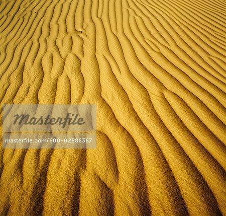 Sand Pattern, Sand Dune, Nambung National Park, Australia