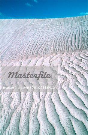 White Sand Dune, Nambung National Park, Australia