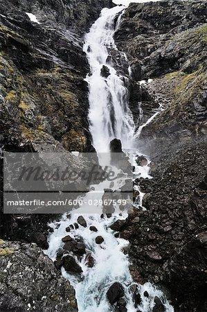 Stigvoss, Trollstigen, Norway