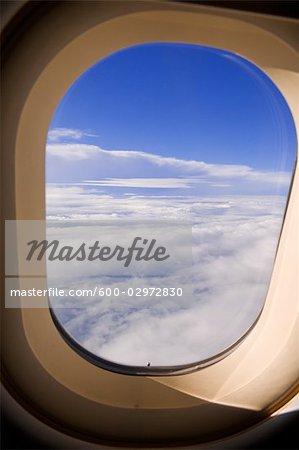 Sky form Airplane