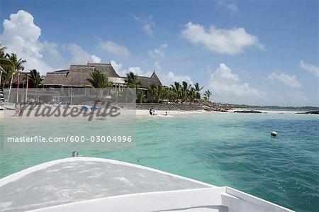 View of Beach, Mauritius