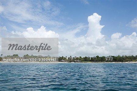 View of Resort, Mauritius
