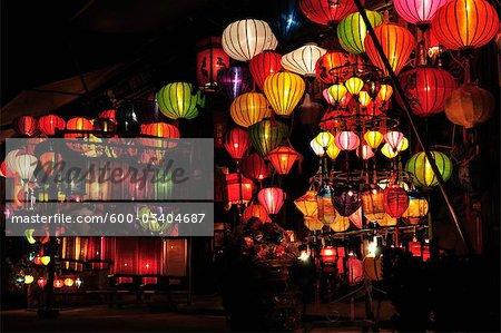 Lanterns, Hoi An, Quang Nam Province, Vietnam