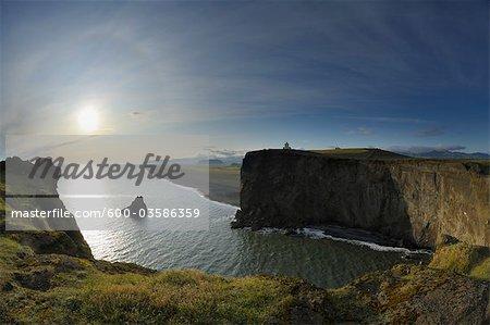 Cape Dyrholaey, Myrdalur, South Iceland, Iceland
