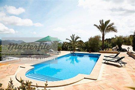 Swimming Pool, Mallorca, Spain