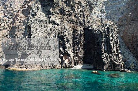 Volcanic Rock, Pantelleria, Province of Trapani, Sicily, Italy