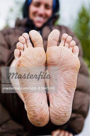 Feet soles gallery