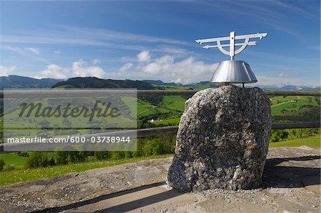 Observation Point, Waidhofen an der Ybbs, Mostviertel, Lower Austria, Austria