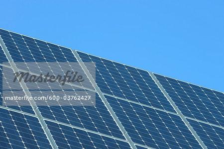 Solar Panels, Hesse, Germany