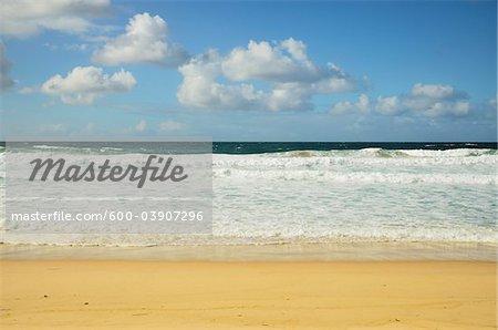 Beach at Hawks Nest, New South Wales, Australia