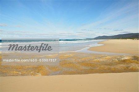 Chain of Lagoons, St Helens Point Conservation Area, Tasmania, Australia
