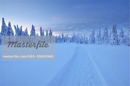 Kuusamo, Northern Ostrobothnia, Oulu Province, Finland