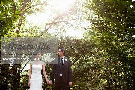 Bride and Groom, Ontario, Canada