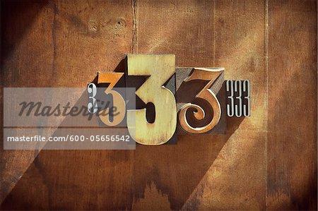 Letterpress 3's