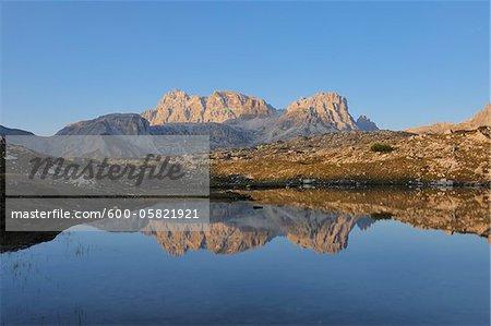 Innichriedl Knoten, Dolomites, South Tyrol, Trentino Alto Adige, Italy