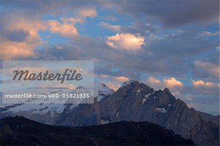 Marmolada, South Tyrol, Trentino-Alto Adige, Dolomites, Italy