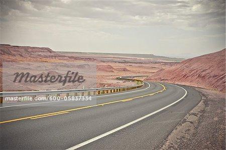 Highway 160, near Tuba City, Arizona, USA