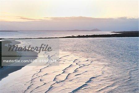 Scenic View of Paranagua Bay, Ilha do Mel, Parana, Brazil