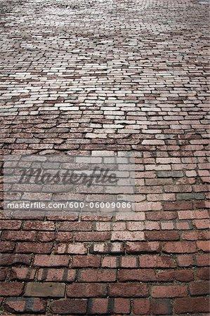 Cobblestones, Distillery District, Toronto, Ontario, Canada
