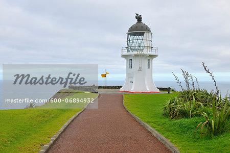 Cape Reinga Lighthouse, Cape Reinga, Northland, North Island, New Zealand