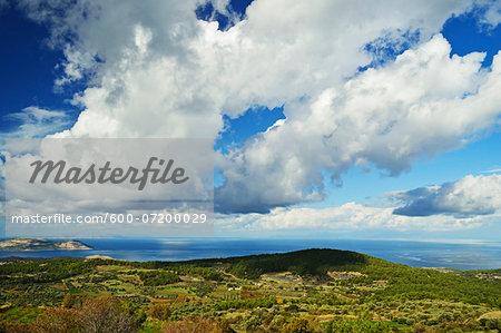 Glyfada Bay, Rhodes, Dodecanese, Aegean See, Greece, Europe