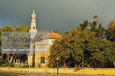 Mosque of Murad Reis, Rhodes City, Rhodes, Dodecanese, Aegean See, Greece, Europe