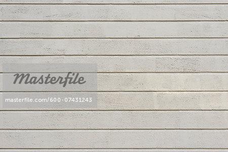Close-up of Concrete Wall, Wismar, Western Pomerania, Germany