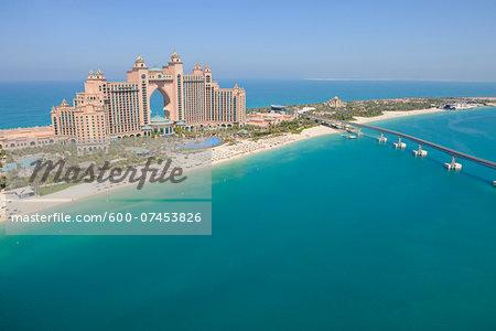 Atlantis the Palm Resort, Palm Jumeirah, Dubai, United Arab Emirates
