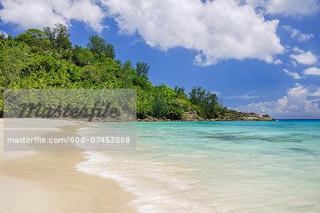 Anse Intendance Beach, Mahe, Seychelles