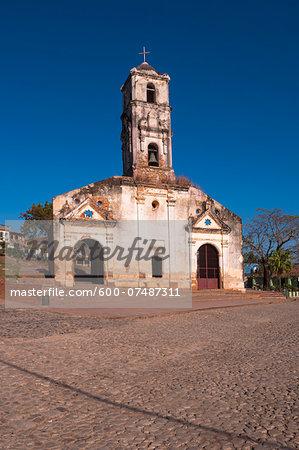Iglesia de Santa Ana, Trinidad, Cuba, West Indies, Caribbean