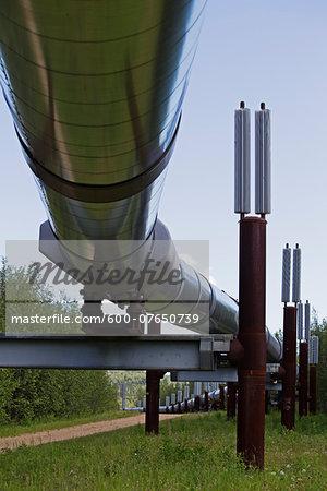 Alaska Pipeline, Alaska, USA