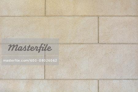 Stone Wall Adelaide South Australia Stock Photo