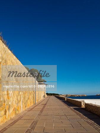 Promenade, Majorca, Balearic Islands, Spain