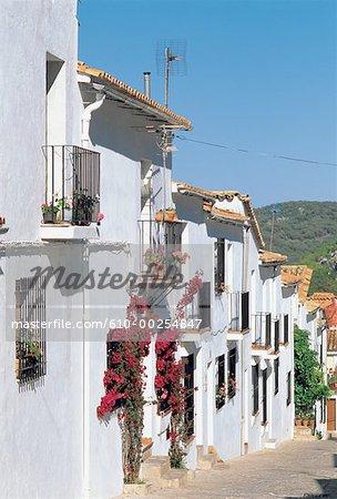 Spain, Andalusia, Grazalema