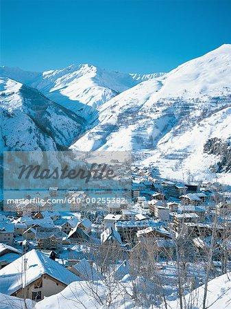 France, Alps, Valloire