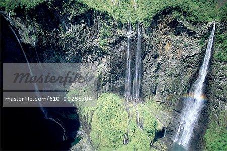 Reunion, Waterfall