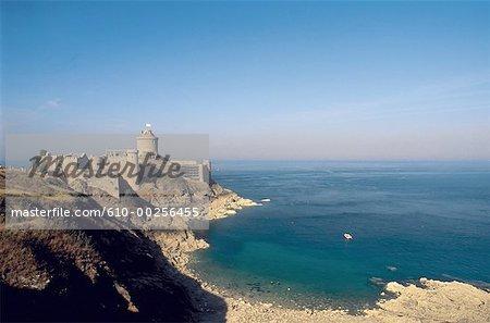 France, Brittany, Cap Frehel, Fort La Latte