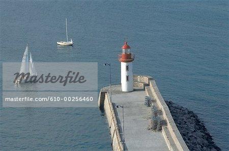 France, Brittany, Erguy harbour