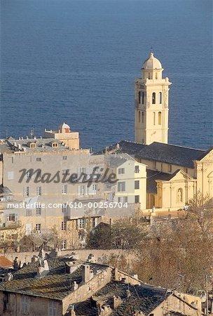 France, Corsica, Bastia, the Citadel