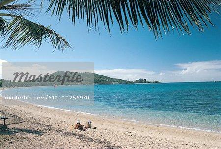 New Caledonia, Noumea, Baie des citrons